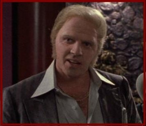 ... The Future . The best part is now he looks just like adult 1985 Biff
