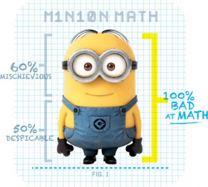 ... welcome soon to be fellow minion you will learn minions names and more