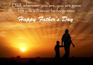 Happy Fathers Day 2015 Sayings, Quotes, Facebook Status, whatsapp: