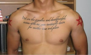 30 Perfect Short Quotes For Tattoos