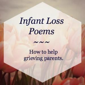 infant loss poems