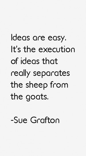Sue Grafton Quotes & Sayings