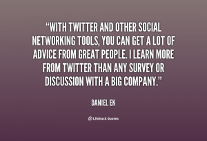 Quotes About Social Networking