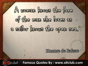 15 Most Famous #Quotes By Honore de Balzac #FamousQuotes # ...