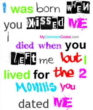 Girly quotes about guys quotesgram - Girly myspace quotes ...