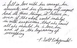 ... fitzgerald fscottfitzgerald romantic quotes love words love quotes