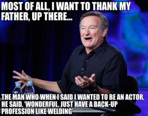 Robin Williams in his own words: 13 beautiful, inspiring and funny ...