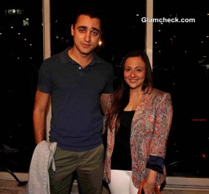 Imran Khan With Wife...