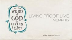 Living Proof Ministries featuring Beth Moore.... More
