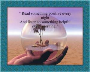 The Power of Positive Thinking Sayings, Quotes, and Tips