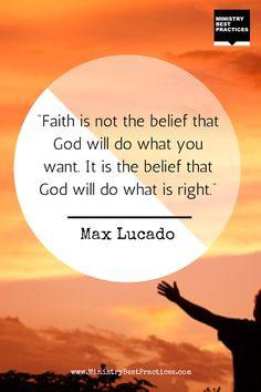 max lucado # quote on # faith more scriptures quotes max lucado quotes ...