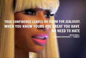 nicki minaj tumblr quotes 2012