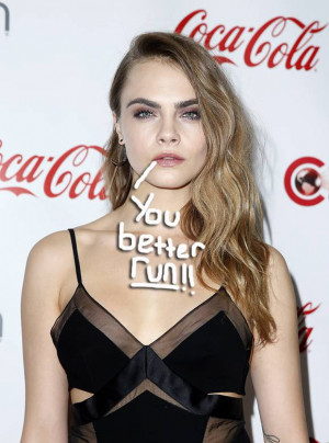 Cara Delevingne Is A Relationship 'Predator?!' — Quote Of The Day!