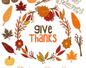 free thanksgiving clip art