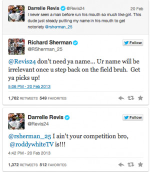 Also, this video of Richard Sherman asking drunk Super Bowl party ...