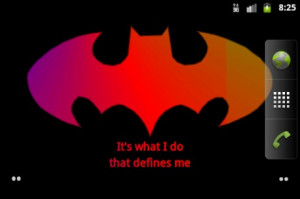superhero quote art found on haime butler com batman quotes