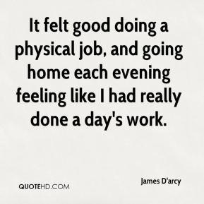 Doing Good Job Quotes
