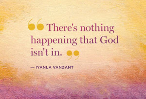 Iyanla Vanzant quote- I love this woman. she is amazing.