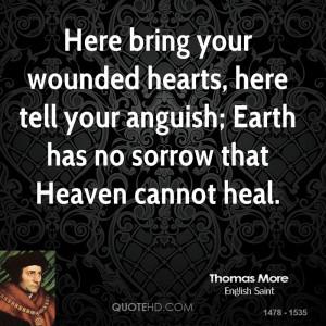 Thomas More Quotes