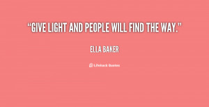 Ella Baker Quotes Preview quote