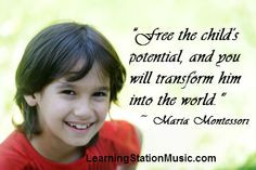Maria Montessori was an Italian physician, educator, and visionary ...
