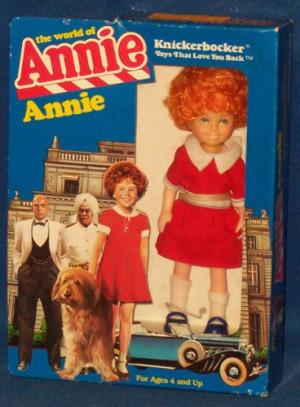 Little Orphan Annie Movie