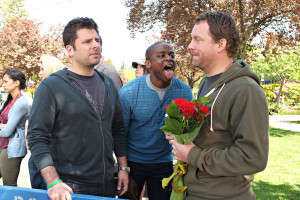... about the pop references and quotes from psych we push on with
