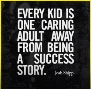 ... teacher or educator understand their position has an major impact on