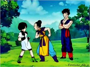 Dragon Ball Gohan And Videl