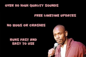 View Bigger Dave Chappelle...