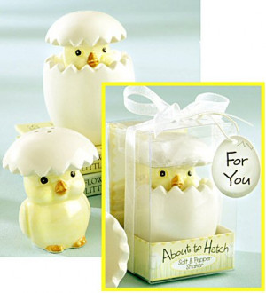 Baby Chick Salt And Pepper