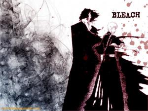 Download Bleach wallpaper, 'Zangetsu'.