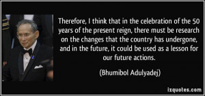 Therefore, I think that in the celebration of the 50 years of the ...