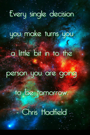 Chris Hadfield's quote #4