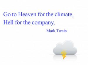 Printable Mark Twain Funny Quotes