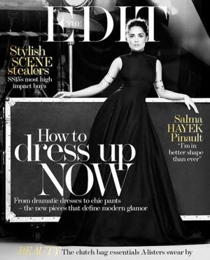 Salma Hayek adore trainer chez elle en pyjama loin du glamour ...