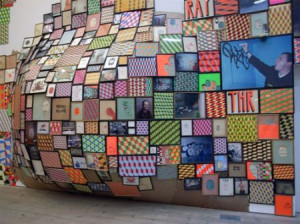 Barry McGee: A color field art - DESIGNWARS - Inspiration ...
