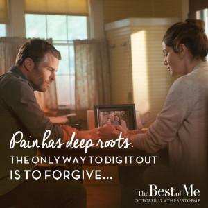 THE BEST OF ME Trailer – Nicholas Sparks Strikes Again