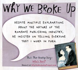 thenovl:To celebrate the paperback release of Why We Broke Up by ...