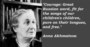 Anna akhmatova quotes 3