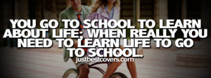 Click to get this you go to school timeline banner