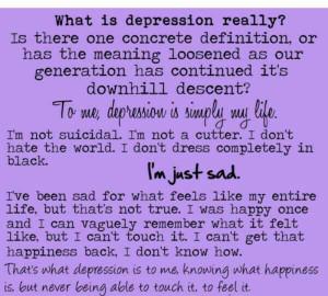 Im Just Sad