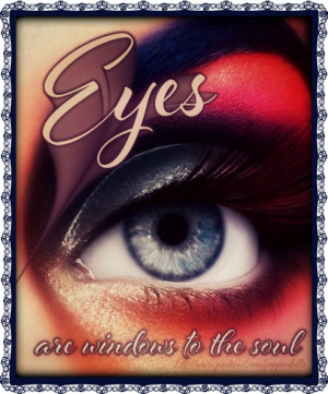 window to the soul quote