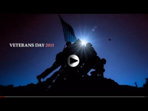 Veterans Day falls during the month of November. On this Veterans Day ...