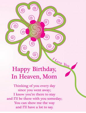 Mother Birthday Poems – Birthday Poem for.