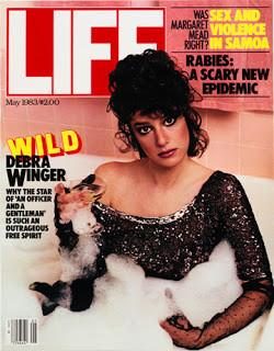 debra winger life cover Debra Winger Quotes