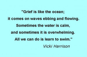 Quotes About Death Of A Sibling ~ Grieving the Death of a Sibling ...