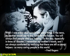 Mr Rogers Quote About Helpers
