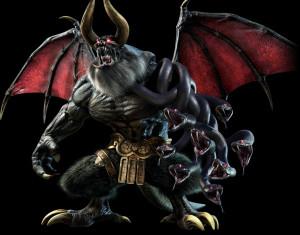 Ogre - Tekken Wiki