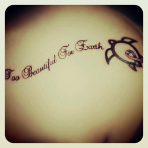 Miscarriage Tattoo Beautiful Tattoos